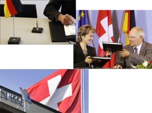 Suisse Eventualité de l'échec de votation sur les accords fiscaux